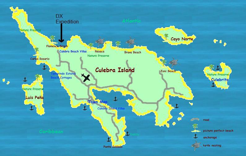 Culebra Island Ferry Dock